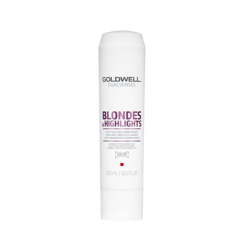 Goldwell Dualsenses Blond & Highlights anti-yellow conditioner