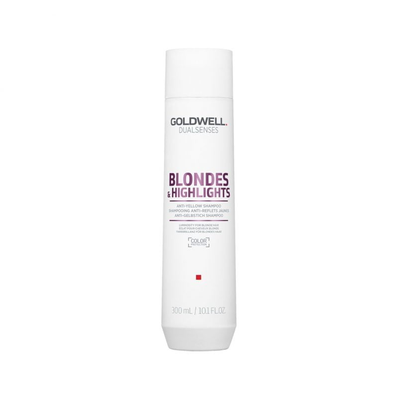 Goldwell Dualsenses Blond & Highlights anti-yellow shampoo