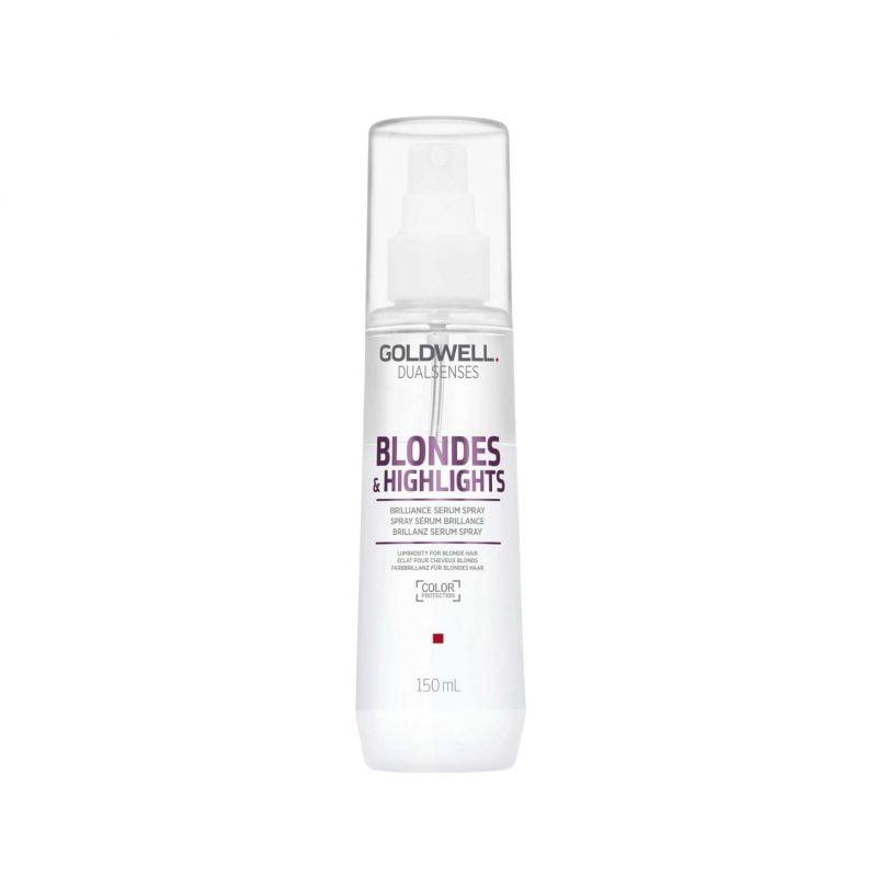 Goldwell Dualseses Blond & Highlights anti-yellow brilliance serum spray