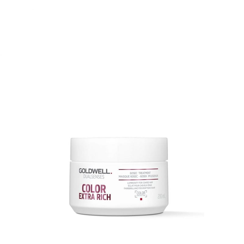 Goldwell Dualsenses Extra Rich Color 60sec treatment